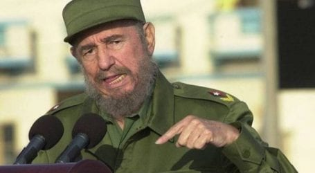 Πέθανε ο ηγέτης της Κούβας Φιντέλ Κάστρο