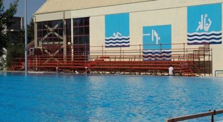 Εκκενώθηκε για λόγους ασφαλείας το Κολυμβητήριο Βόλου