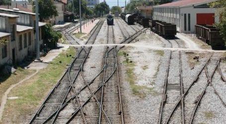 Μπουκώρος: Σε απαξίωση  η γραμμή του ΟΣΕ Βόλου- Λάρισας