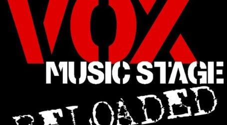 Απόστολος Μόσιος και VOX Music Stage Reloaded στον Βόλο! (βίντεο)