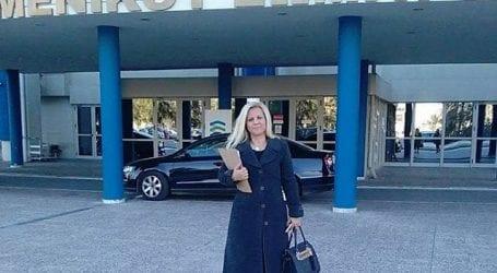 Σε σύσκεψη για τη νησιωτική πολιτική η αντιπεριφερειάρχης Δωροθέα Κολυνδρίνη