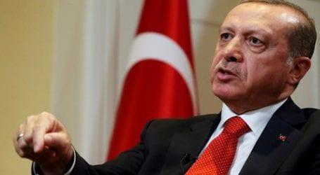 Ερντογάν: Θα συνεννοηθώ με τον Τραμπ για τη Συρία