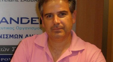 Υποψήφιος για το Επιμελητήριο Μαγνησίας ο Άρης Σαββάκης και επισήμως!