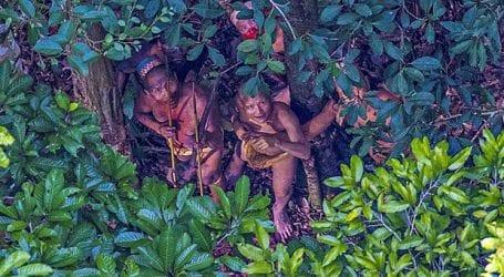 Το National Geographic φωτογράφισε άγνωστη φυλή του Αμαζονίου!