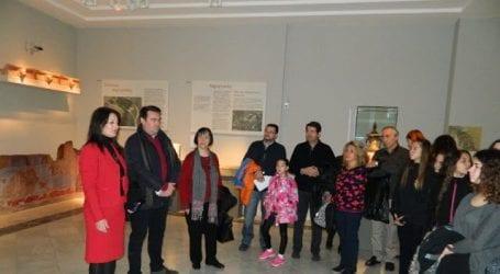 Συνεχίζεται ο κύκλος δωρεάν ξεναγήσεων στο «Αρχαιολογικό Μουσείο Βόλου»