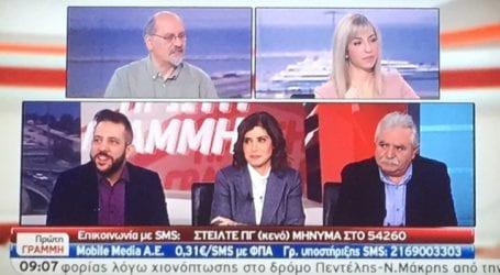 Στον ΣΚΑΙ ο Αλέξανδρος Μεικόπουλος