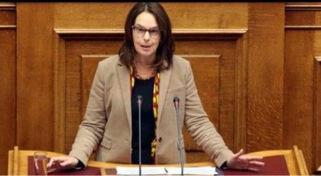 Παπανάτσιου: Υπό έλεγχο 1,23 εκατ. ΑΦΜ με εισαγγελική παραγγελία