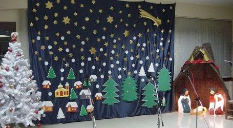 Χριστουγεννιάτικη γιορτή στο Διμήνι