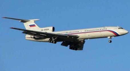 Συνετρίβη ρωσικό αεροσκάφος της Πολεμικής Αεροπορίας με 92 επιβαίνοντες
