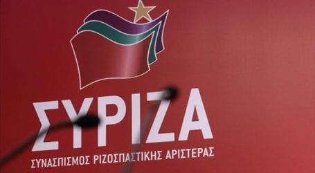 ΣΥΡΙΖΑ: Απαράδεκτη ενέργεια η απονομή πλακέτας στον Μπέο