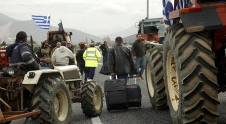 Και οι αγρότες της Λάρισας στο μπλόκο της Νίκαιας την Πέμπτη