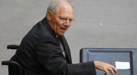 Σόιμπλε: H ελληνική κυβέρνηση δεν έχει κάνει όσα έχει δεσμευθεί