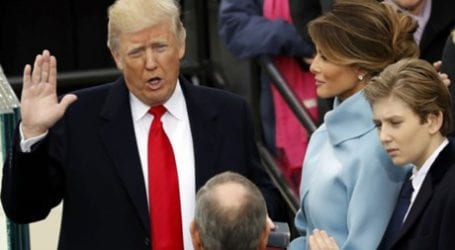 Τραμπ: Τώρα αλλάζουν όλα, η Αμερική πάνω απ'όλα