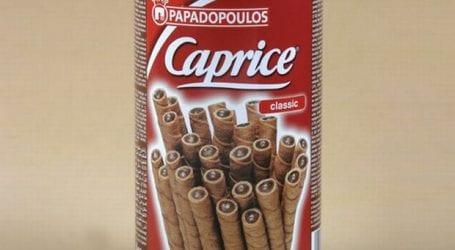 Από τον Βόλο στη διεθνή αγορά, με προμετωπίδα το «Caprice», εξαπλώνεται η μπισκοτοποιία «Παπαδόπουλος»