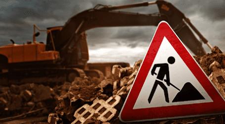 Ταλαιπωρία με έργα χωρίς σήμανση στη Νέα Ιωνία
