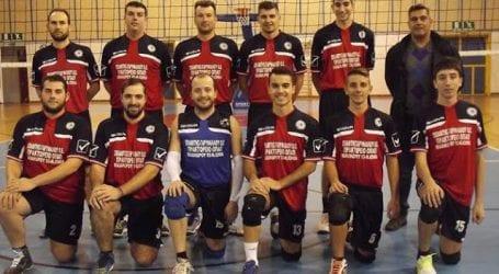 Στην κορυφή της Β Εθνικής οι Άνδρες της Αργούς, μετά το 3 – 0 επί του Φιλαθλητικού Λαμίας