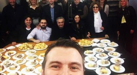 O ASTRA έκοψε την πίτα του…