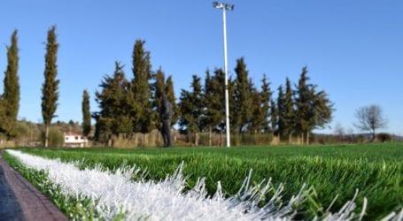 Παραδίδεται το γήπεδο ποδοσφαίρου Αργαλαστής