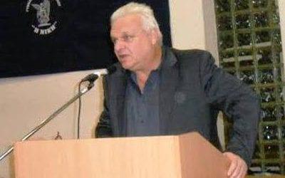 Γενικός Γραμματέας του ΣΕΓΑΣ Θεσσαλίας εκλέχτηκε ο Στέργιος Φάτσης