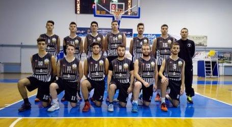 Πρωταθλήτρια Εφήβων Μαγνησίας για 2η χρονιά η ομάδα μπάσκετ του Γ.Σ. Βόλου