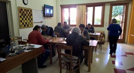 Σκακιστικοί αγώνες Final4 για την ανάδειξη της πρωταθλήτριας ομάδας Κεντρικής Ελλάδας 2017