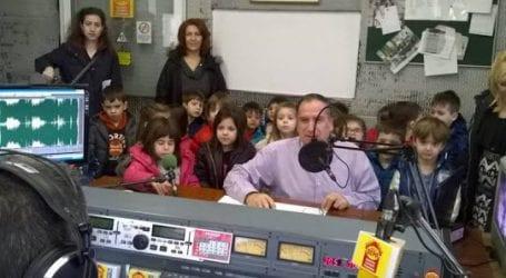 Επίσκεψη μαθητών στο Ράδιο ΒΕΡΑ