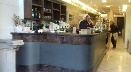 Καφετέρια του Αγίου Νικολάου στον Βόλο έβαλε λουκέτο