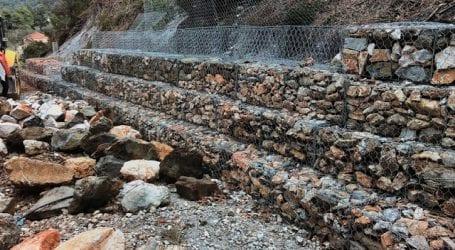 Συνεχίζονται στη Σκόπελο οι εργασίες για την αποκατάσταση ζημιών από θεομηνία