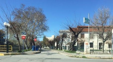 Αλλαγές σε Ζάχου – Καραμπατζάκη ετοιμάζει ο Δήμος Βόλου