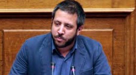 Ο Αλέξανδρος Μεϊκόπουλος για τον Ξενώνα Φιλοξενίας του Νοσοκομείου Βόλου