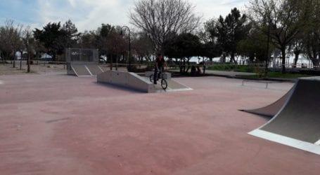 Εγκαινιάζεται το skate park στον Βόλο