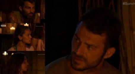 "Survivor: Προσπάθησαν να ""εξοντώσουν"" τον Αγγελόπουλο οι Διάσημοι με αρχηγό τη Βαλαβάνη! (βίντεο)"