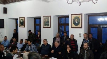 Στον Δήμο Ζαγοράς – Μουρεσίου ο Παναγιώτης Ηλιόπουλος για τους δασικούς χάρτες