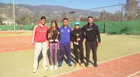 Πρωτιές και κύπελλα για τους αθλητές της αγωνιστικής ομάδας του Ομίλου Αντισφαίρισης Μαγνησίας