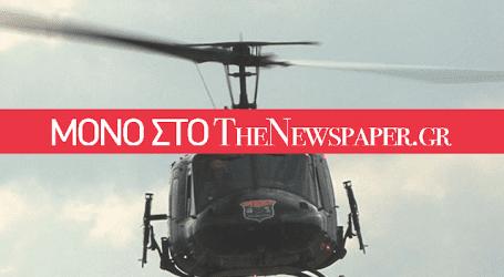 ΑΠΟΚΛΕΙΣΤΙΚΟ – Νεκροί οι επιβάτες του ελικοπτέρου που ξεκίνησε από το Στεφανοβίκειο – 1 τραυματίας