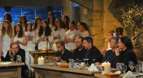 Κατσιγιάννης, Εστουδιαντίνα, μαζί με Νταλάρα και Κότσιρα απόψε στον ALPHA