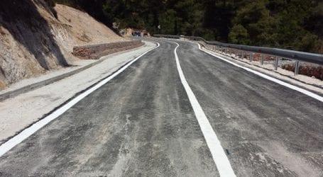 Σε κυκλοφορία ο δρόμος Αγνώντα – Πάνορμος στη Σκόπελο