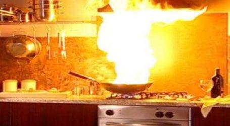 Φωτιά σε κουζίνα σπιτιού στη Ν. Ιωνία
