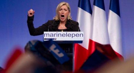 Αποσύρθηκε απο την ηγεσία του κόμματός της η Λεπέν