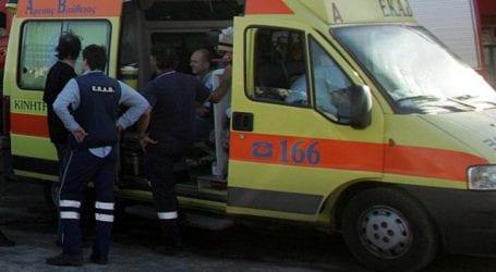 Εργατικό ατύχημα στην Βιομηχανική Περιοχή Βόλου