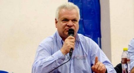 Δήλωση του Στέργιου Φάτση για της εκλογές της Νίκης Βόλου