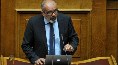 Συνάντηση με το ΠΑΣΟΚ Μαγνησίας θα έχει ο βουλευτής Κ. Μπαργιώτας