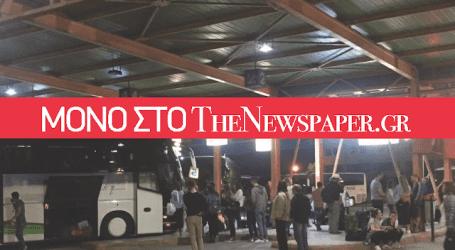 Φίσκα τα λεωφορεία για Λάρισα, Αθήνα, Θεσσαλονίκη – Μπλακ άουτ στα ΚΤΕΛ Μαγνησίας (εικόνες)