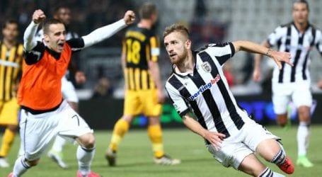 Κυπελλούχος Ελλάδας ο ΠΑΟΚ στο Πανθεσσαλικό στάδιο Βόλου με 2-1
