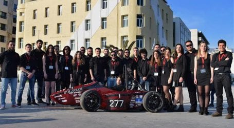 Παρουσίαση νέου αγωνιστικού μονοθέσιου από την ομάδα Centauruse Racing Team