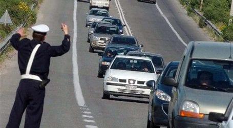 23 συλλήψεις στη Θεσσαλία για τροχονομικές παραβάσεις