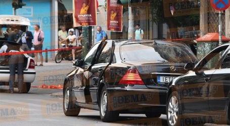 Έκρηξη στο αυτοκίνητο του Λουκά Παπαδήμου από παγιδευμένο φάκελο