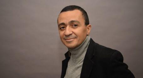 Ο Γαλλοαλγερινός συγγραφέας Salim Bachi στον Βόλο