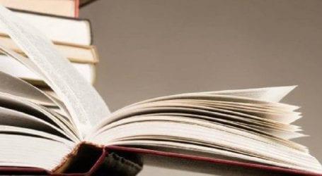 Bazaar βιβλίου από το Κέντρο Πολιτισμού «Ιωλκός»