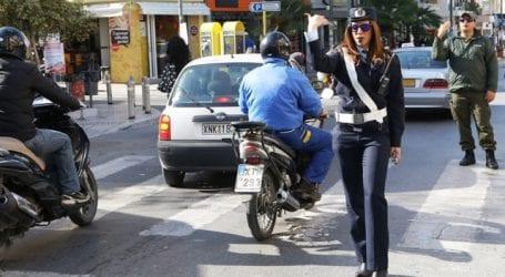 17 συλλήψεις για παραβίαση του ΚΟΚ στη Θεσσαλία